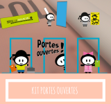 Kit Portes Ouvertes